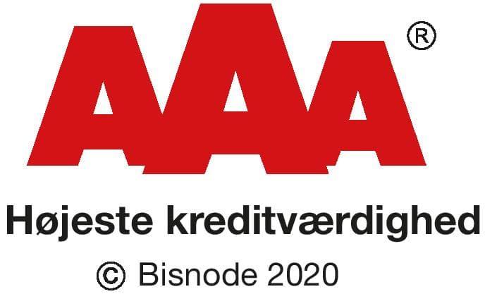 AAA højste kreditværdighed ved Bisnode